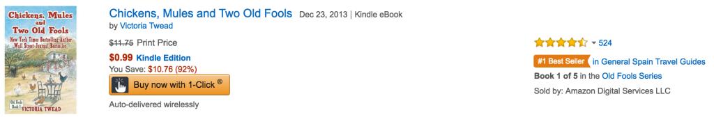 #1 Bestseller