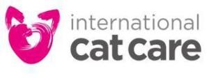 Cat care logo