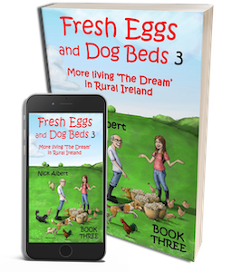 Fresh Eggs and Dog Beds at Ant Press