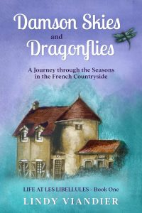 Damson Skies and Dragonflies